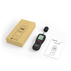 Test-Kriterium Handhabung des Schallpegelmessgeräts im Test und Vergleich