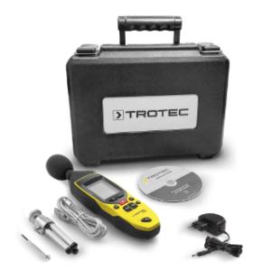 Das Täschchen des Schallpegelmessgeräts im Test und Vergleich