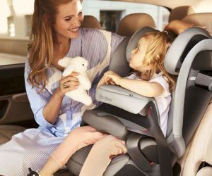Die Sicherheit von Kindersitzen ab 4 Jahren im Test und Vergleich
