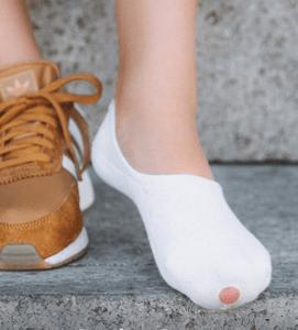 Snocks Sneaker Socken Verarbeitung im Test und Vergleich.
