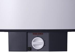 Der Warmwasserspeicher mit stufenloser Temperaturwahl HFA/EB80Z von Stiebel Eltron im Test und Vergleich