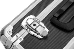 TRESKO Werkzeugkoffer bestückt 859-teilig detail