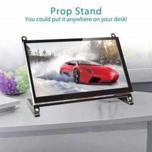 Sicherheitshinweise im Umgang mit Touchscreen Monitor