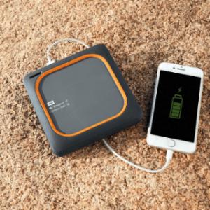 WLAN-Festplatteper USB einrichten im Testvergleich