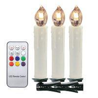 VINGO 3494AHG-10 Weihnachtsbaumbeleuchtung kabellos Test