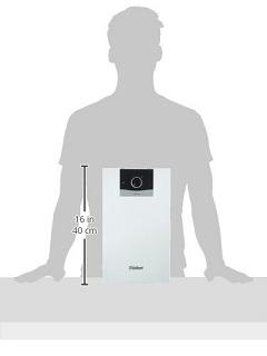Der Warmwasserspeicher mit 2000 Watt Leistung 0010021140 von Vaillant im Test und Vergleich