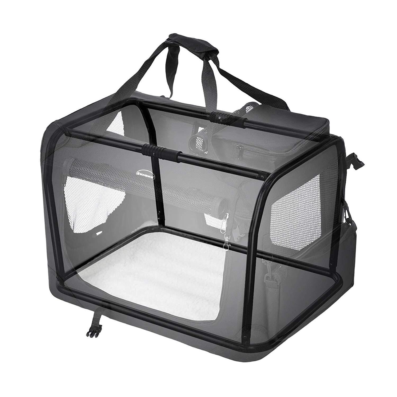 trixie hundebox elegant fabulous zubehr trixie thermuou. Black Bedroom Furniture Sets. Home Design Ideas