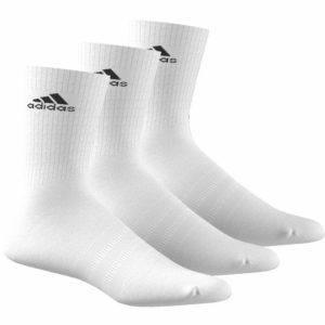 3 Paare gepolsterte adidas Unisex 3S Performance Crew C Socken aus Baumwolle im Test und Vergleich.