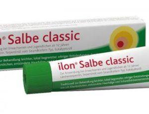Ilon Salbe classic Zugsalbe
