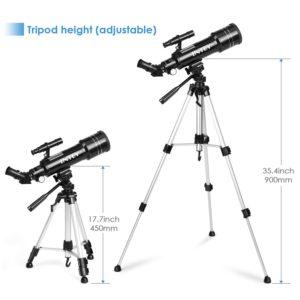 Die wichtigsten Vorteile von einem Teleskop Testsieger in der Übersicht