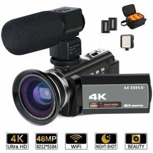 Wo und wie kann ich einen Videokamera Testsieger richtig anwenden