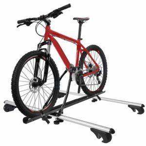 Welche Arten von Fahrradträger gibt es in einem Test?