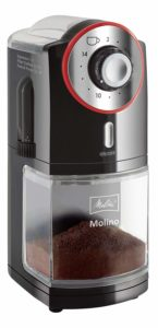 Die einfache Bedienung vom Kaffeemühle Testsieger im Test und Vergleich
