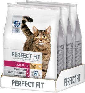 Die Bestseller aus einem Katzen Trockenfutter Test und Vergleich