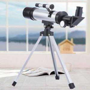 Nach diesen wichtigen Eigenschaften wird in einem Teleskop Test geprüft