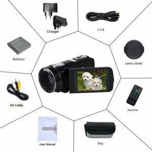 Die verschiedenen Einsatzbereiche aus einem Videokamera Testvergleich