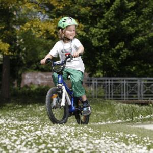 Alle Fakten aus einem Fahrradhelm Kinder Test
