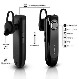 HIFEER S032 Bluetooth Headset