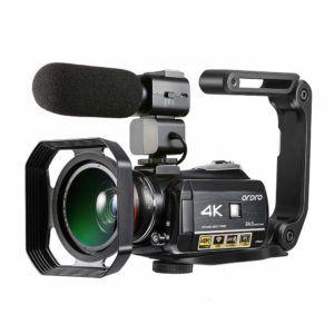 Der Komfort vom Videokamera Testsieger im Test und Vergleich