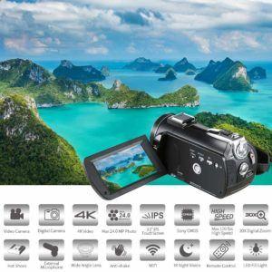 Wie viel Euro kostet ein Videokamera Testsieger im Online Shop