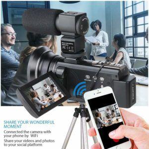 Welche Videokamera Modelle gibt es in einem Testvergleich?