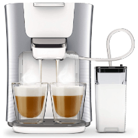 Philips Senseo HD6574/20 Latte Duo Kaffeepadmaschine Test