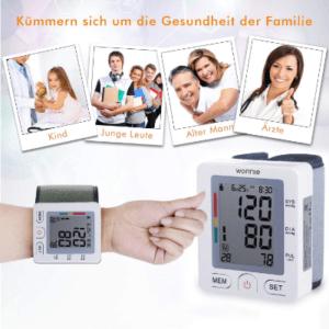 Die besten Ratgeber aus einem Blutdruckmessgerät Test