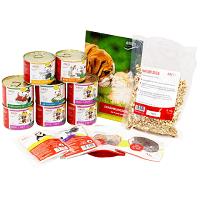 Das Schnupperpaket Hundefutter ist von hoher Qualität und auch sehr günstig Test