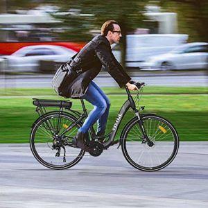 So werden Hollandräder im Test getestet