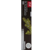 Splat Black Wood Zahnpasta Test