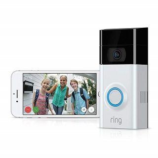 Ring Video Doorbell 2 Türsprechanlage: Vorteile im Test und Vergleich