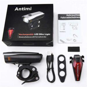 Was ist ein Antimi LED Fahrradbeleuchtung Test und Vergleich?
