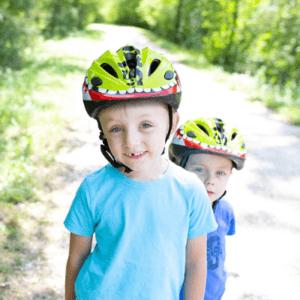 Alles wissenswerte aus einem Fahrradhelm Kinder Test