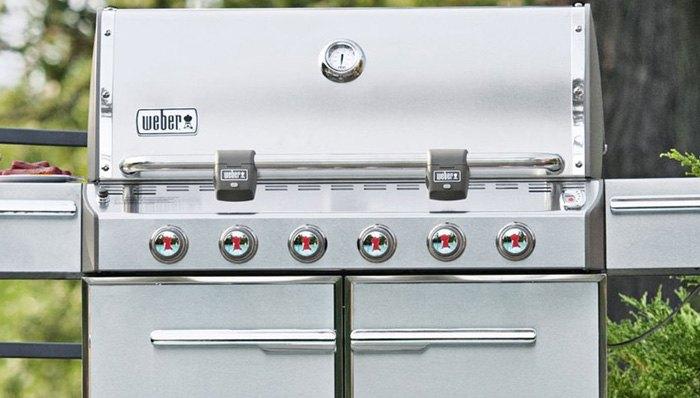 Outdoorküche Gasgrill Test : Edelstahl gasgrill test u die besten edelstahl gasgrills