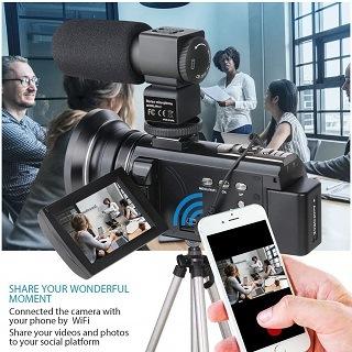 ACTITOP MCT-1 Videokamera Test