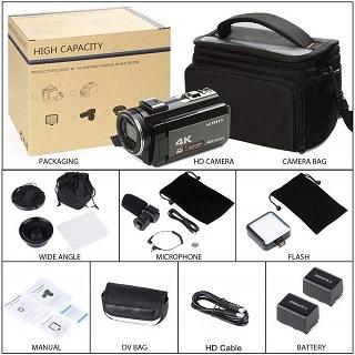 ACTITOP MCT-1 Videokamera im Test
