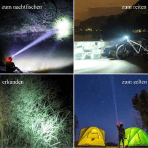 Anwendungsbereiche und Vorteile einer LED Taschenlampe im Test und Vergleich