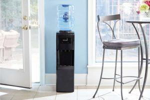 Die einfache Bedienung vom Wasserspender Testsieger im Test und Vergleich