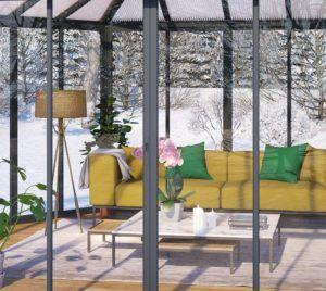 Die einfache Bedienung vom Wintergarten Testsieger im Test und Vergleich