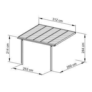 Die genaue Funktionsweise von einem Beckmann Terrassenüberdachung im Test und Vergleich?