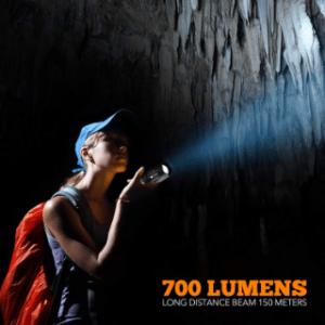 Helligkeit und Lichtstärke als Testkriterium bei der LED Taschenlampe im Test und Vergleich