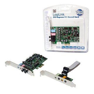 LogiLink PC0076 PCI Soundkarte: Praxiseinsatz, Test und Vergleich