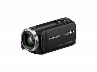 Panasonic HC-V180EG-K Videokamera im Test