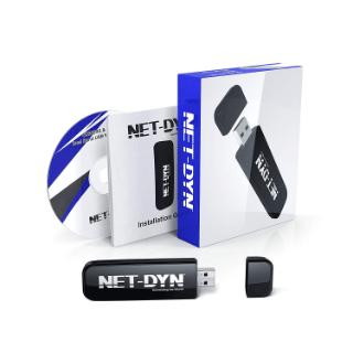 Net-Dyn 6450923 WLAN Stick: Praxiseinsatz, Test und Vergleich