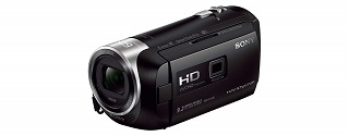 Sony HDR-PJ410 Videokamera Test