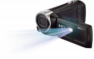 Sony HDR-PJ410 Videokamera im Test