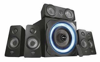 Trust Gaming GXT 658 Tytan 5.1 Soundsystem im Test