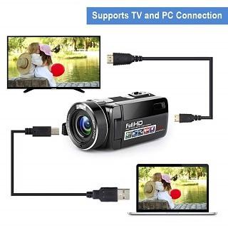 Weton VPS-P7DE Videokamera im Test