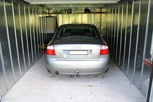 Wie funktioniert eine Garage im Test und Vergleich?