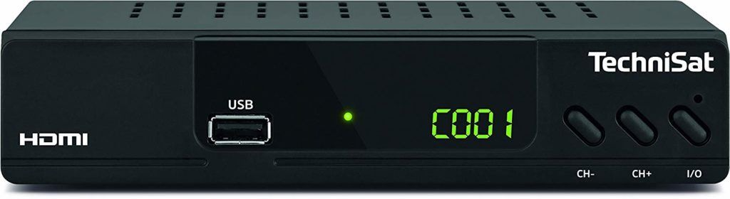 dvb-c receiver test